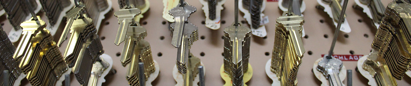 Keys Banner | Valley Lock Company