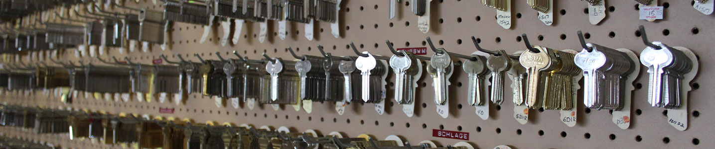 Replacement Keys | Valley Lock Company